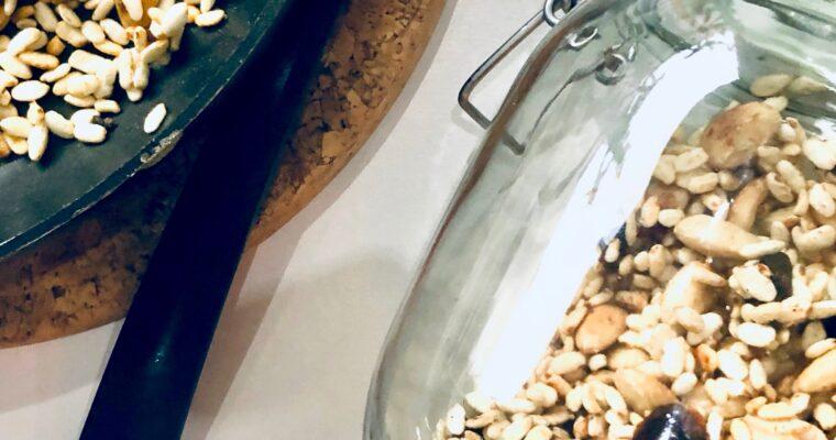 Honing Ricecrips